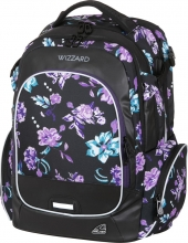 Рюкзак Walker Wizard Campus Flower Violet, 32x46x21 см