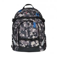 Рюкзак IKON Grey Camouflage  000200-07