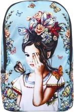 Рюкзак Noble People Девочка с бабочками NP22-B