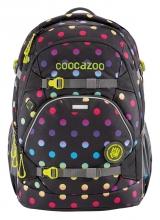 Рюкзак Coocazoo ScaleRale Magic Polka Colorful черный/розовый 00183617