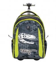 Рюкзак на колесах Belmil 338-45/742 DINOSAUR WORLD