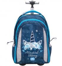 Рюкзак на колесах Belmil 338-45/772 BLUE MAGIC