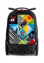 Рюкзак на колесах Nikidom Roller XL Reef 9322