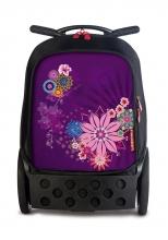 Рюкзак на колесах Nikidom Roller XL Bloom 9323