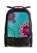 Рюкзак на колесах Nikidom Roller XL Okeania 9326