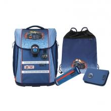 Школьный рюкзак McNeill ERGO PRIMERO Ranger- Рейнджер 4 предмета 9633178000