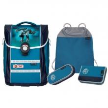 Школьный рюкзак McNeill ERGO PRIMERO STEELMAN - Железный человек 4 предмета 9637203000