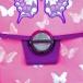 Ранец с ортопедической спинкой Step by step BaggyMax Fabby Sweet Butterfly 138520 с наполнением 3 предмета.