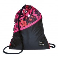 Мешок для сменной обуви Herlitz be.bag be.daily pink summer 24800303