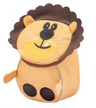 Рюкзак детский BELMIL - MINI ANIMALS Львенок от 1 года до 3 лет.