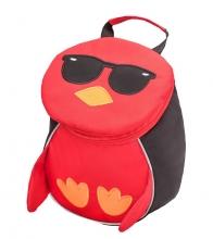 Рюкзак детский BELMIL - MINI ANIMALS Кардинал от 1 года до 3 лет.