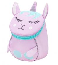 Рюкзак детский BELMIL - MINI ANIMALS Единорожка от 1 года до 3 лет.