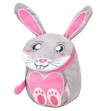 Рюкзак детский BELMIL - MINI ANIMALS Зайка от 1 года до 3 лет.