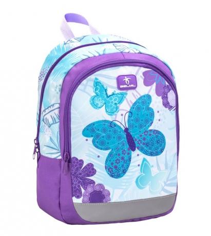 Рюкзак детский BELMIL - KIDDY Бабочка от 3 до 6 лет.