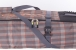 Чехол на колёсах для сноубордов и горных лыж Course 145-180 см коричневый гл053.180к