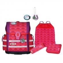 Школьный рюкзак  McNeill ERGO Light 912S McTaggie Violet - Виолет 4 предмета 9620198000