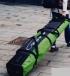 Чехол на колёсах для сноубордов и горных лыж Course 185-215 см гл053.215д Дуэт