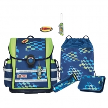 Школьный рюкзак  McNeill ERGO Light 912S McTaggie Flag - Флаг 4 предмета 9620199000