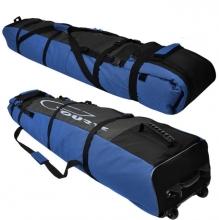 Чехол на колёсах для сноубордов и горных лыж Course 185-215 см гл053.215дсин Дуэт синий