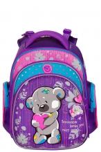 Школьный ранец с мешком для обуви Hummingbird Someone Loves You TK55