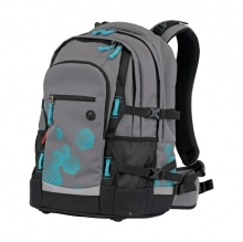 Рюкзак 4YOU Jumpac Серый с голубым 11550130900
