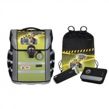 Школьный рюкзак McNeill Ergo Mac Bulldozer- Бульдозер 4 предмета 9644206000.