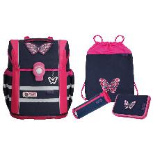 Школьный рюкзак McNeill Ergo Mac Butterfly - Бабочка 4 предмета 9646196000.