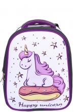Школьный ранец Noble People Unicorn NP06/20-WHITE.