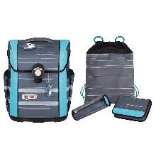 Школьный рюкзак McNeill Ergo Mac McTaggie Lines - Акула 4 предмета 9644211000.