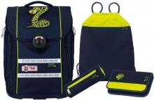 Школьный рюкзак McNeill ERGO PRIMERO Snake - Змея 4 предмета 9633209000.