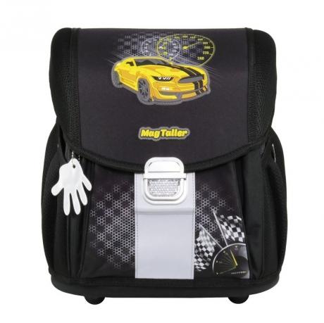 Ранец школьный MagTaller EVO Light Racing 20917-06 без наполнения.
