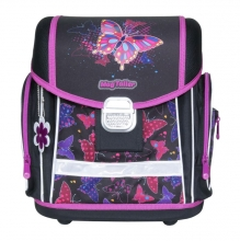 Ранец школьный MagTaller EVO Rainbow Butterfly 20915-02 без наполнения.