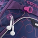 Рюкзак Coocazoo ScaleRale Laserbeam Plum  00183878.