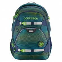 Рюкзак Coocazoo ScaleRale Soniclights Green 00188154.