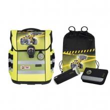 Школьный рюкзак McNeill Ergo Mac DIN Bulldozer- Бульдозер 4 предмета 9646206000.