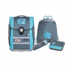 Школьный рюкзак McNeill ERGO PRIMERO Flower - Цветочек 4 предмета 9633208000.