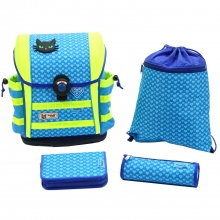 Школьный рюкзак  McNeill ERGO Light DIN 912S Pretty - Красотка.