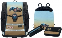 Школьный рюкзак McNeill Ergo Light Move Buggy - Багги 4 предмета 9616173000.