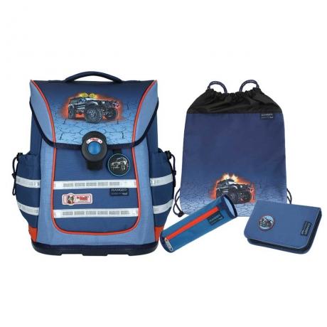 Школьный рюкзак McNeill ERGO Light PURE Ranger - Рейнджер 4 предмета 9640201000.