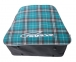 Сумка Комфи для горнолыжных / сноубордических ботинок и шлема сг013з Green check.