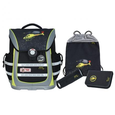 Школьный рюкзак McNeill ERGO Light PURE Rescue - Спасение 4 предмета 9628194000.