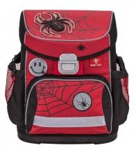 Ранец Belmil Mini-fit 405-33/9-37 SPIDER RED AND BLACK без наполнения.
