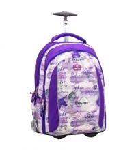Рюкзак на колесах Belmil EASY GO 338-45/9 MAGICAL- Единорог.