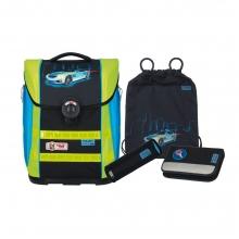Школьный рюкзак McNeill ERGO PRIMERO DIN Polizei- Полиция 4 предмета 9634183000.
