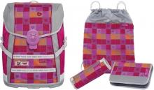 Школьный рюкзак McNeill Ergo Light Move Cutie - Милашка 4 предмета 9616163500.