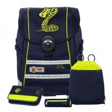 Школьный рюкзак McNeill Ergo Light Move Snake - Змея 4 предмета 9616184000.