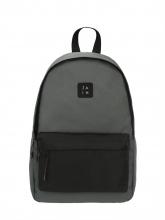 Рюкзак Za!n 1015180 gray/black.