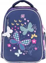 Рюкзак MagTaller Be-Cool Butterflies 40019-34 без наполнения.