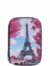 Пенал Noble People NP12/20-FPC Париж в цвету.