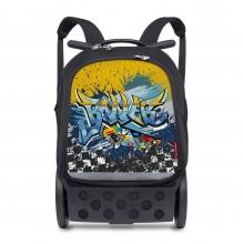 Рюкзак на колесах Nikidom Roller STREET STYLE 9602.